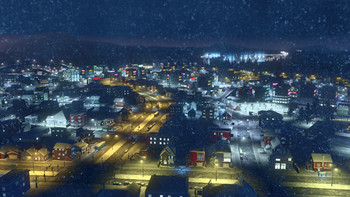 Screenshot8 - Cities: Skylines - Snowfall