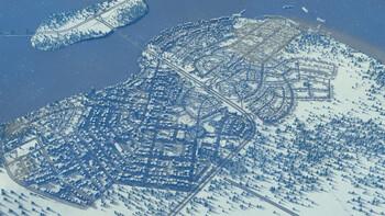 Screenshot5 - Cities: Skylines - Snowfall