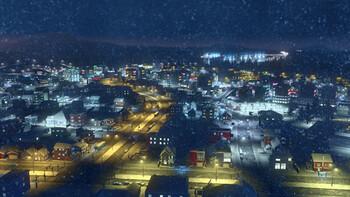 Screenshot8 - Cities: Skylines - Snowfall