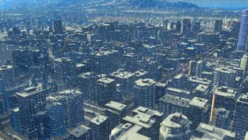 Screenshot9 - Cities: Skylines - Snowfall