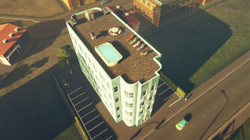 Screenshot3 - Cities: Skylines - Content Creator Pack: Art Deco