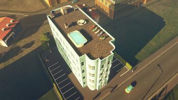 Screenshot3 - Cities: Skylines - Content Creator Pack: Art Deco