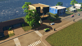 Screenshot4 - Cities: Skylines - Content Creator Pack: Art Deco