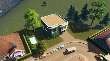 Screenshot6 - Cities: Skylines - Content Creator Pack: Art Deco