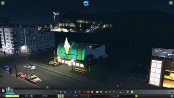 Screenshot1 - Cities: Skylines - Content Creator Pack: Art Deco
