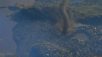 Screenshot3 - Cities: Skylines - Natural Disasters