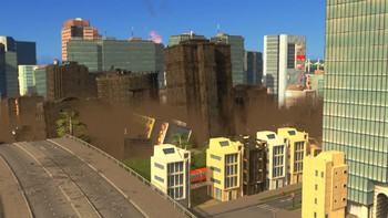 Screenshot9 - Cities: Skylines - Natural Disasters