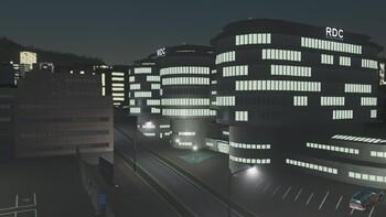 Screenshot10 - Cities: Skylines - Content Creator Pack: High-Tech Buildings