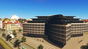 Screenshot1 - Cities: Skylines - Content Creator Pack: High-Tech Buildings