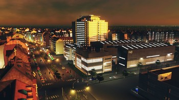 Screenshot4 - Cities: Skylines - Content Creator Pack: High-Tech Buildings
