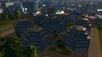 Screenshot6 - Cities: Skylines - Content Creator Pack: High-Tech Buildings