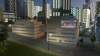 Screenshot8 - Cities: Skylines - Content Creator Pack: High-Tech Buildings