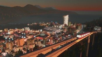 Screenshot8 - Cities: Skylines - Mass Transit