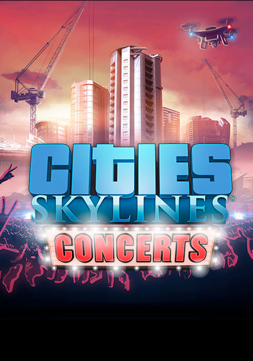 Cities: Skylines - Concerts - Packshot