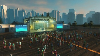 Screenshot3 - Cities: Skylines - Concerts