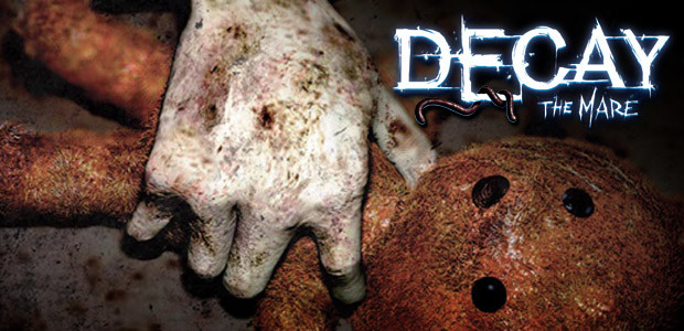 Decay - The Mare - Cover / Packshot