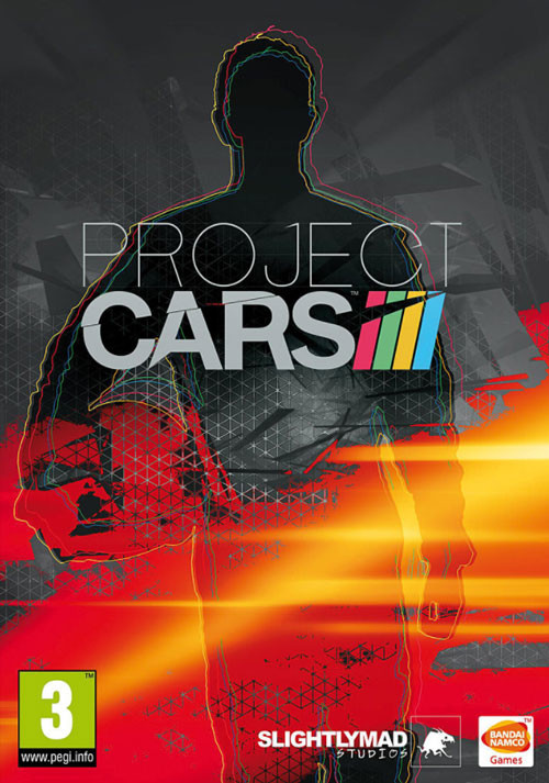 Project CARS - Cover