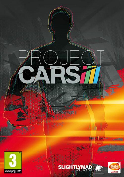 Project CARS - Packshot