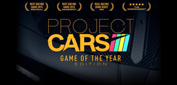 Project CARS: Game Of The Year Edition - Cover / Packshot