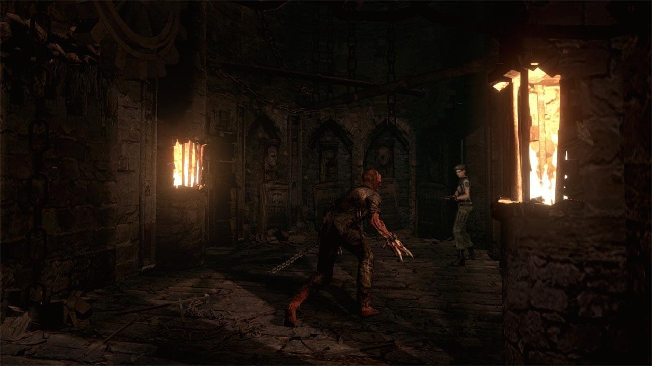 Resident Evil Hd Remaster Cl Cd Steam Acheter Et T L Charger Sur Pc