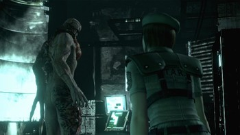 Screenshot6 - Resident Evil HD Remaster