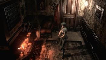 Screenshot8 - Resident Evil HD Remaster