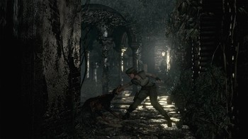 Screenshot5 - Resident Evil HD Remaster
