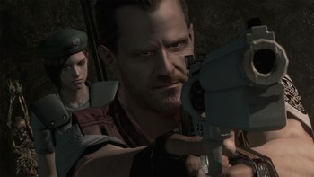 Screenshot7 - Resident Evil HD Remaster