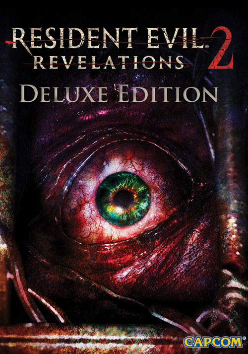 Resident Evil: Revelations 2 Deluxe Edition - Cover