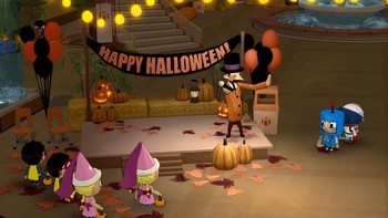 Screenshot1 - Costume Quest
