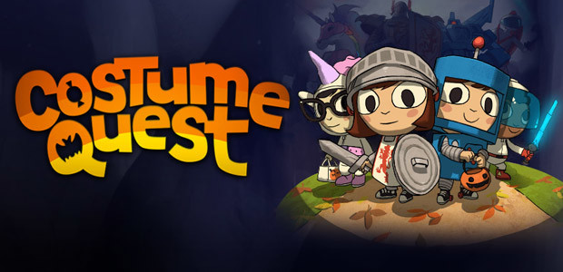 Costume Quest - Cover / Packshot