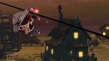 Screenshot3 - Costume Quest