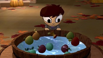 Screenshot5 - Costume Quest