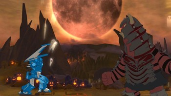 Screenshot9 - Costume Quest