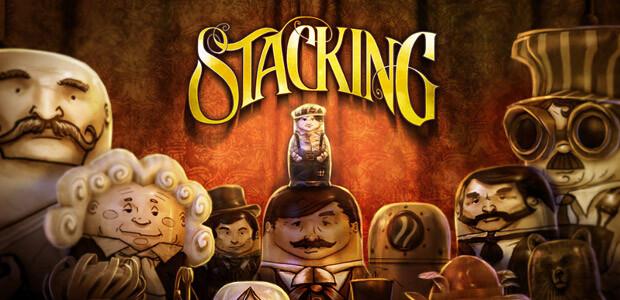 Stacking - Cover / Packshot