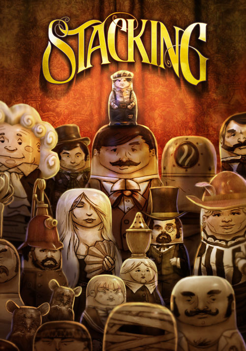 Stacking - Cover / Packshot