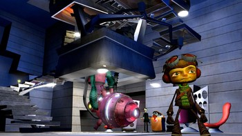 Screenshot5 - Psychonauts