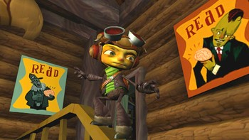 Screenshot1 - Psychonauts