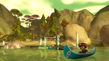 Screenshot2 - Psychonauts