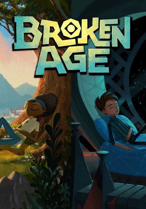 Broken Age - Cover / Packshot