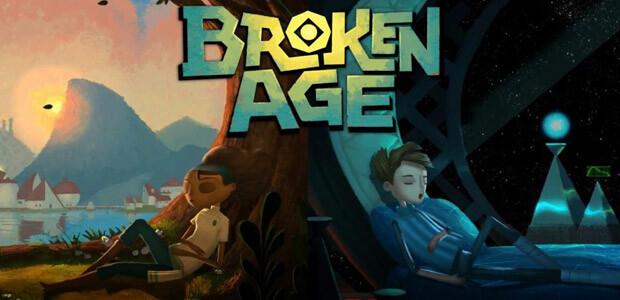 Broken Age - Cover / Packshot