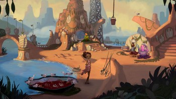 Screenshot1 - Broken Age