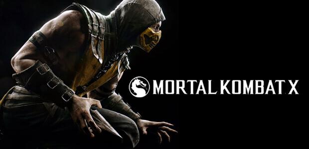 Mortal Kombat X - Cover / Packshot