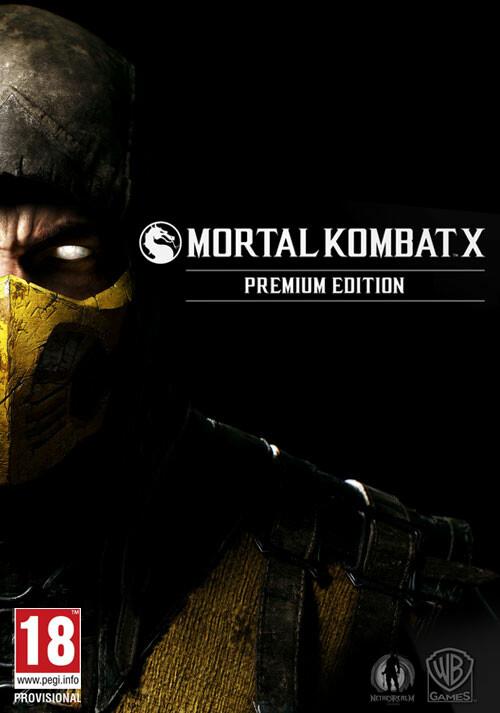 Mortal Kombat X Premium Edition - Packshot