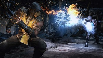 Screenshot1 - Mortal Kombat X Premium Edition