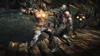 Screenshot2 - Mortal Kombat X Premium Edition
