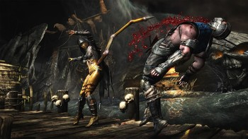 Screenshot1 - Mortal Kombat X Kombat Pack