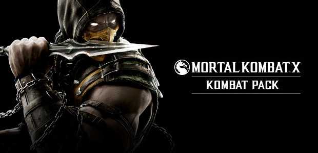 Mortal Kombat X Kombat Pack - Cover / Packshot
