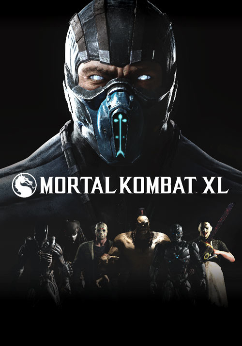 Mortal Kombat XL - Cover