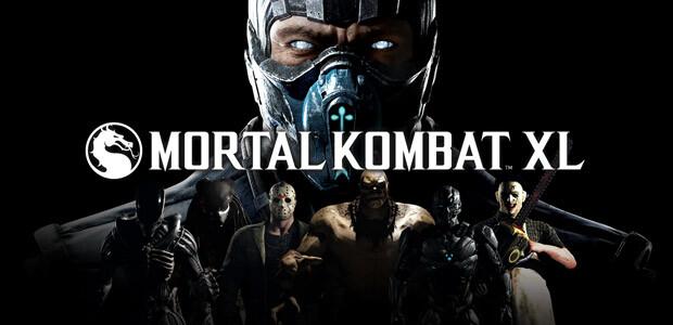 Mortal Kombat XL - Cover / Packshot